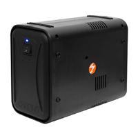 NO BREAK COMPLET MT805 800VA /400W C/REG. 8 CONT 17 MIN
