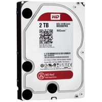 Disco Duro NAS Western Digital Red de 2 TB, IntelliPower RPM, 64MB, SATA III (6 Gb/s)