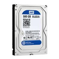 DD INTERNO WD BLUE 3.5 500GB SATA3 6GB/S 32MB 7200RPM P/PC COMP BASICO