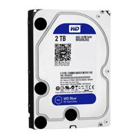 DD INTERNO WD BLUE 3.5 2TB SATA3 6GB/S 64MB 5400RPM P/PC COMP BASICO