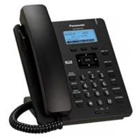 TELEFONO SIP VOIP PANASONIC KX-HDV130X 2 LINEAS - PANTALLA 23 AUDIO HD - ALTAVOZ FULLDUPLEX 2 PUERTOS LAN - POE NEGRO NO INCLUYE ELIMINADOR DE CORRIENTE