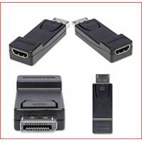 Adaptador Manhattan de DisplayPort a HDMI (Macho-Hembra).