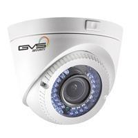 Cámara de vigilancia tipo domo GVS Security, resolución 720p, lente varifocal 2.8 - 12mm, Smart IR hasta 50m.