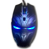 MOUSE EAGLE WARRIOR G14 GAMER OPTICO ALAMBRICO/USB 2400 DPI CONFIGURABLES