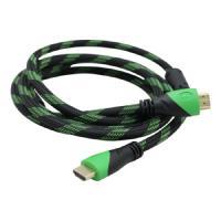 CABLE HDMI GHIA 2 MTS 19P COBRE 4K A 24HZ 3D V1.4 BOLSA