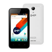GHIA SMARTPHONE Q05A/ 4.0 PULG / ANDROID 7 / QUAD CORE / DUALSIM / 1GB8GB / 2MP5MP / WIFI / BT / 3G /BLANCO