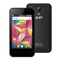 GHIA SMARTPHONE Q05A/ 4.0 PULG / ANDROID 7 / QUAD CORE / DUALSIM / 1GB8GB / 2MP5MP / WIFI / BT / 3G /NEGRO