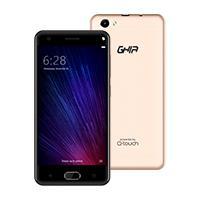 GHIA SMARTPHONE QS701/ 5.0 PULG HD IPS 2.5D / ANDROID 7 / FINGERPRINT / QUAD CORE / DUALSIM / 1GB8GB / 5MP8MP / WIFI / BT / 3G / DORADO