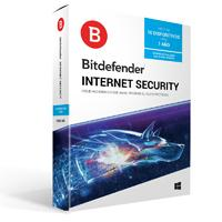 BITDEFENDER INTERNET SECURITY, 10 USUARIOS 1 A?O DE VIGENCIA (CAJA)