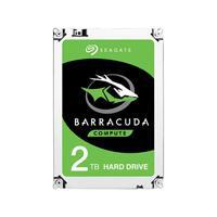 Disco Duro para Laptop Seagate Barracuda de 2 TB, Caché 128MB, 5400 RPM, SATA III (6.0 Gb/s).