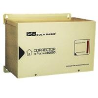 RE-62 - CORRECTOR DE VOLTAJE SOLA BASIC ISB 8000 VA