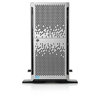 HP PROLIANT ML350P GEN8 6-CORE XEON 2GHZ/8GB/DVD/P420I 512MFBWC/HOT-PLUG