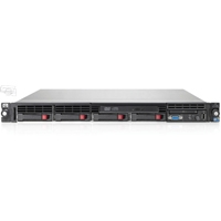 HP PROLIANT DL360P GEN8 XEON E5-2603V2 4-CORE 1.8 GHZ//4GB//SIN DD//P420/ZM//460W