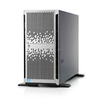 HP PROLIANT ML350P GEN8 XEON 4-CORE 2.5GHZ//4GB//DVD-ROM//SIN DISCO DURO//P420/ZM//460W
