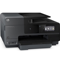 MULTIFUNCIONAL OFFICEJET PRO HP 8620, AIO, INYECCION, 34 PPM NEGRO/COLOR, WIFI NFC OFICIO HP A7F65A#