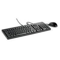 TECLADO/MOUSE ESTANDAR HP USB EN ESPA�OL ISS KB-560