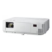 VIDEOPROYECTOR NEC NP-M403X DLP XGA 4000 L�MENES CONT 10000:1 2HDMI/RJ45 /SPK20W /LAMP 8000 HRS ECO