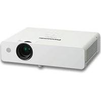 VIDEOPROYECTOR PANASONIC PT-LB332U 3300 LUMENES XGA, HDMI, RJ-45 Y ADAPTADOR USB WIRELES PANASONIC P