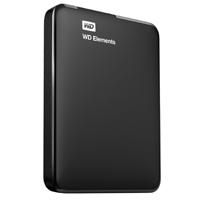 DD EXT PORTATIL 1TB WD ELEMENTS NEGRO 2.5/USB3.0/WIN WD - WESTERN DIGITAL WDBUZG0010BBK-EESN