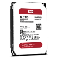 DISCO DURO WD RED PRO 3.5 8TB SATA3 6GB/S 128MB 7200RPM 24X7 HOTPLUG P/NAS 1-16 BAHIAS WD - WESTERN