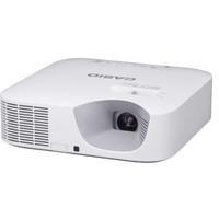 VIDEOPROYECTOR CASIO XJ-F200WN WXGA LASER AND LED 3000 LUM CONTRASTE 20000:1HDMI 2 GB INTERNO LAN WI