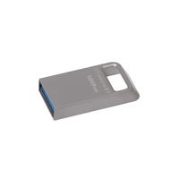 MEMORIA KINGSTON 128GB USB 3.0 DATATRAVELER MICRO 3.1 PLATA-OXFORD KINGSTON DTMC3/128GB