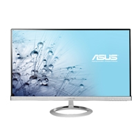 MONITOR LED ASUS 27 AH-IPS FULL HD /1920X1080/250CDXM2/ 37W 60HZ /2XHDMI/VGA/1MS/VESA/PLATA ASUS MX2