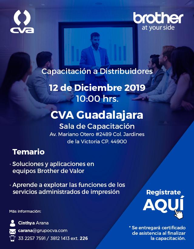Evento CVA