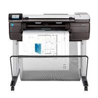 PLOTTER HP DESIGNJET T830 24 PULGADAS 60 CM MULTIFUNCIONAL 4 TINTASF9A28A HP F9A28A#B1K