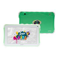 TABLET GHIA KIDS 7 TODDLER GTAB718V/QUAD CORE/1GB/8GB/2CAM/WIFI/BLUETOOTH/ANDROID 8.1 GO EDITION / VERDE