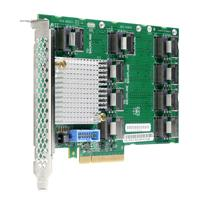 TARJETA SAS HPE ML350 GEN10 DE 12 GB CON CABLES HP 874576-B21