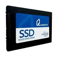 UNIDAD DE ESTADO SOLIDO SSD QUARONI 2.5 240GB SATA3 6GB/S 7MM LECT 520MB/S ESCRIT 330MB/S