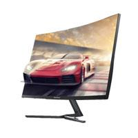 MONITOR LED VIEWSONIC 27 VX2758-C-MH FULL HD PANEL MVA CURVO HDMI VGA BOCINAS