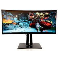 MONITOR LED VIEWSONIC 38 VP3881 4K WQHD 3840X1600 CURVO HDMI USB DISPLAY PORT BOCINAS INTEGRADAS