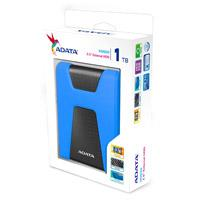 DISCO DURO EXTERNOERNO 1TB ADATA HD650 2.5 USB 3.1 CONTRAGOLPES AZUL WINDOWS/MAC/LINUX