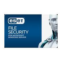 ESET FILE SECURITY (1 SERVIDOR) 2 AÑOS, LICENCIAMIENTO ELECTRONICO