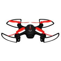 MINI DRONE EVOROK EAGLE 360 II / CONTROL / CAMARA 1MP / 520MAH / WIFI / ALCANCE 80 MTS / NEGRO ACTEC