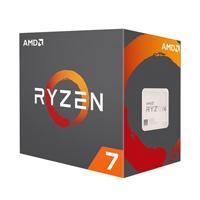 CPU AMD RYZEN 7 2700X S-AM4 105W 3.7GHZ TURBO 4.3GHZ8 NUCLEOS /  VENTILADOR WRAITH PRISM  / SIN GRAF