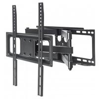 SOPORTE TV P/PARED MANHATTAN 40K 32 A 55 TV PLANA O CURVA ARTICULADO
