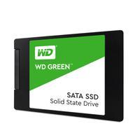 UNIDAD DE ESTADO SOLIDO SSD WD GREEN 2.5 240GB SATA3 6GB/S 7MM LECT 540MB/S ESCRIT 430MB/S