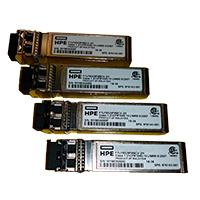 TRANSCEIVERS HPE MSA 2050 / 2052 SFP+ FC 8GB SW 4 PACK HP C8R23B