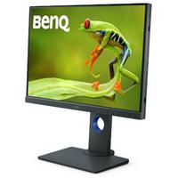 MONITOR LED BENQ 24.1 NEGRO SW240 RESOLUCION 1920X1200 HDMI 1.4 / DISPLAY PORT 1.2 / DVI-DL / AUDIFONOS/ LECTOR DE TARJETAS / USB 3.0 X2 /