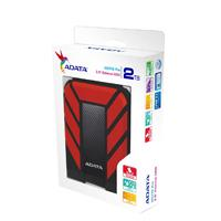 DISCO DURO EXTERNOERNO 2TB ADATA HD710P 2.5 USB 3.1 CONTRAGOLPES ROJO WINDOWS/MAC/LIMUX