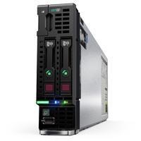 SERVIDOR HPE PROLIANT BL460C GEN10 2 X INTEL XEON-G 5120 14-CORE (2.20GHZ 20MB) 64GB (4 X 16GB) PC4-2666V-R DDR4 2666MHZ RDIMM 2 X HOT PLUG 2.5IN SMAL
