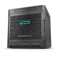 SERVIDOR HPE PROLIANT MICROSERVER GEN10 AMD OPTERON X3421 QUAD-CORE 2.10GHZ 2MB 8GB 1 X 8GB PC4 DDR4 2400MHZ UDIMM 4 X NON-HOT PLUG 3.5IN EMBEDDED MAR