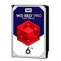 DD INTERNO WD RED PRO 3.5 6TB SATA3 6GB/S 256MB 7200RPM 24X7 HOTPLUG P/NAS 1-16 BAHIAS