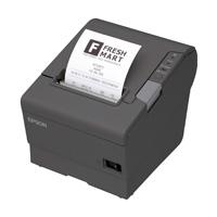 MINIPRINTER EPSON TM-T88V-656, TERMICA, 80 MM O 58 MM, ETHERNET, USB, AUTOCORTADOR, RECIBO, NEGRA