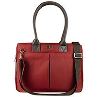 BOLSO PARA MUJER CITY CHIC LAPTOP 14 PERFECT CHOICE ROJO