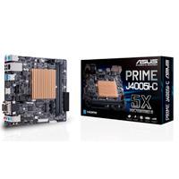 MB ASUS PRIME J4005I-C  / 2X U-DIMM DDR4 2400 / VGA / HDMI / RGB / LVDS / 4X USB3.1 / SATA / MINI IT