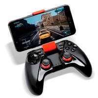 CONTROL GAMER BLUETOOTH CARACTERISTICAS, COMPATIBLE CON SISTEMA IOS 9.2.1, ANDROID 3 O SUPERIOR Y WINDOWS, COMPATIBLE CON DISPOSITIVOS ANDROID CON FU